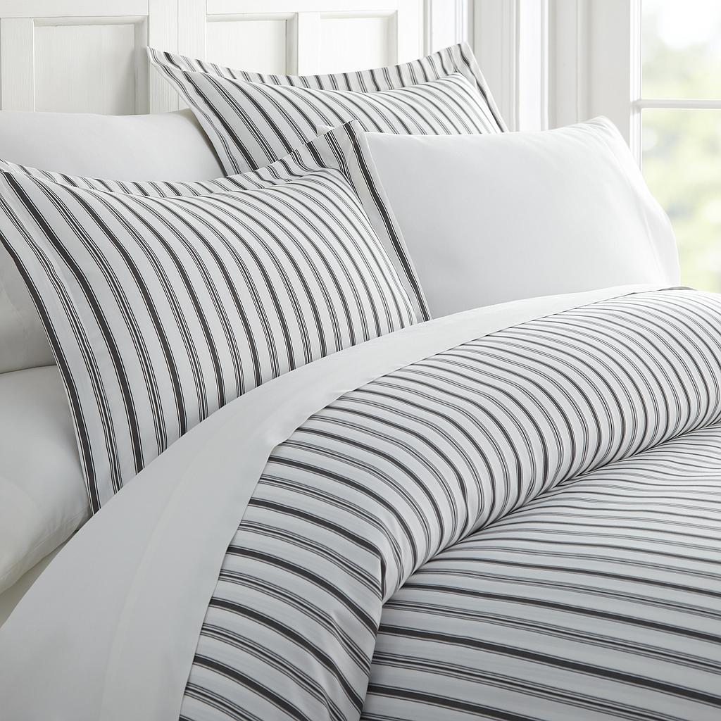 Vertical Pattern Duvet Covers