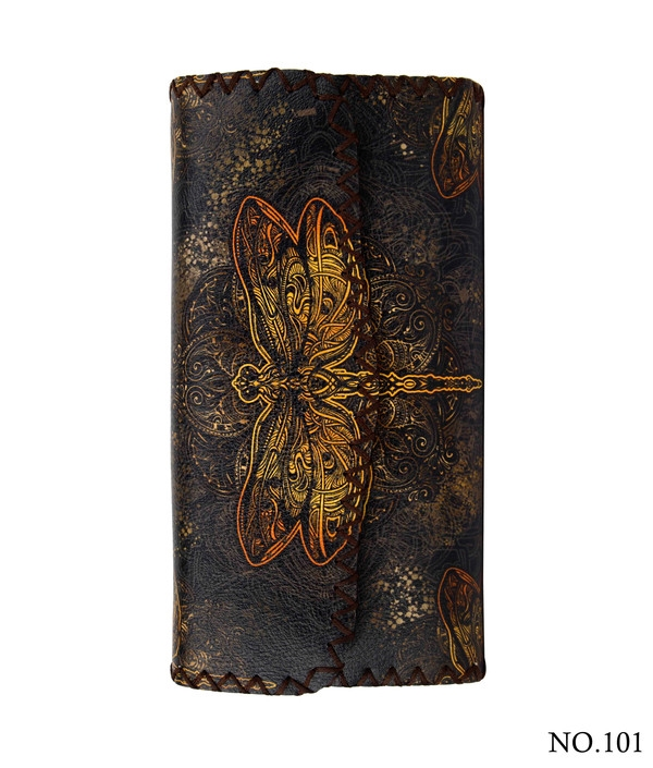 Dragonfly Printed Wallet
