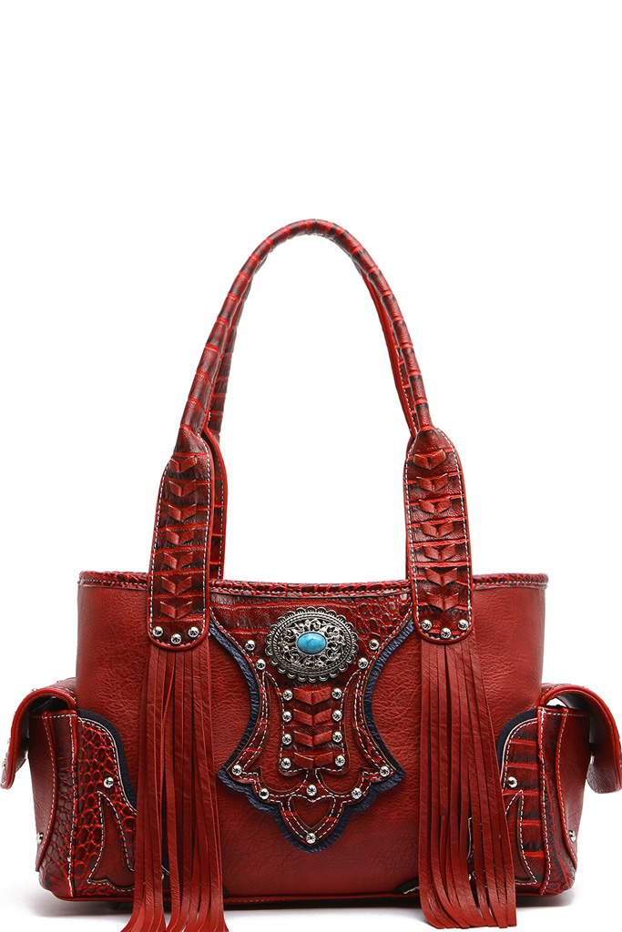 Western - Concealed Carry Handbag