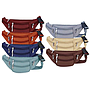 Leather Fanny Pack 13 X 5-1/2 X 2-1/2